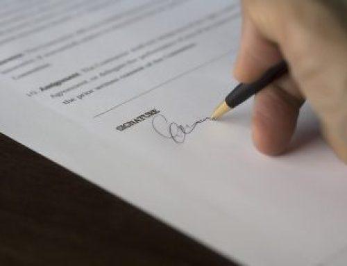 Duplikat-Typenschein und Kaufvertrag